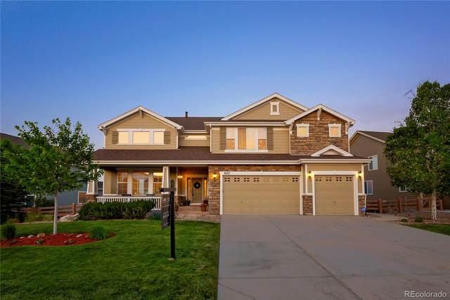 5525 Sawdust Loop, Parker, CO 80134 (#2156742) :: West + Main Homes