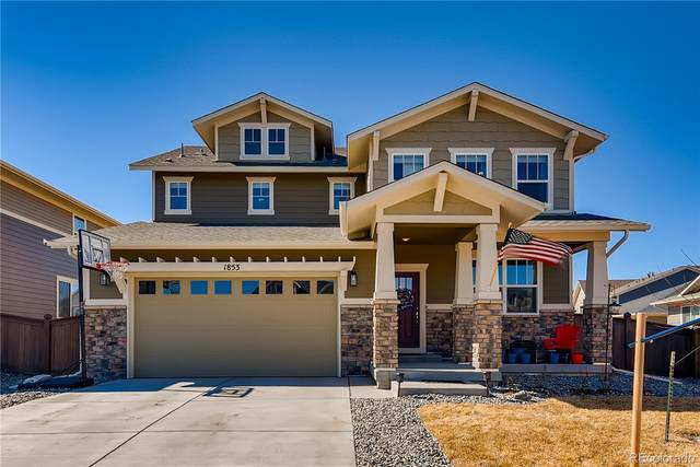 1853 Griffin Drive, Brighton, CO 80601 (#2156754) :: The DeGrood Team