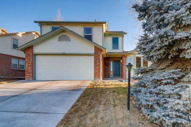 2361 W 119th Avenue, Westminster, CO 80234 (#2156979) :: The Heyl Group at Keller Williams