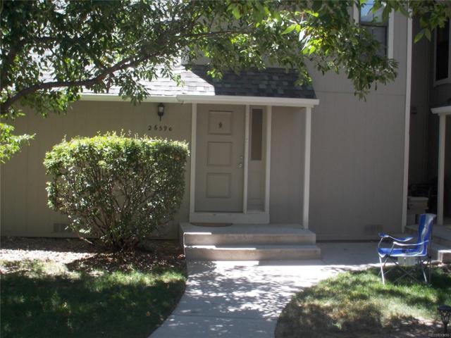 2659 S Xanadu Way C, Aurora, CO 80014 (MLS #2157071) :: 8z Real Estate
