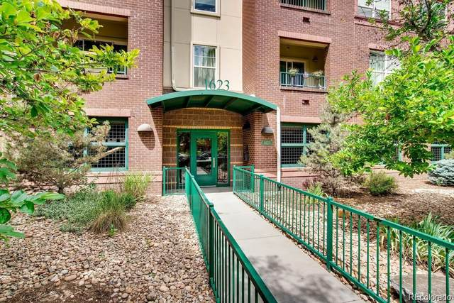 1623 Saint Paul Street #311, Denver, CO 80206 (#2157367) :: Wisdom Real Estate