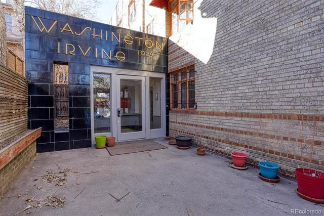 1029 N Pennsylvania Street 2N, Denver, CO 80203 (MLS #2157564) :: The Sam Biller Home Team