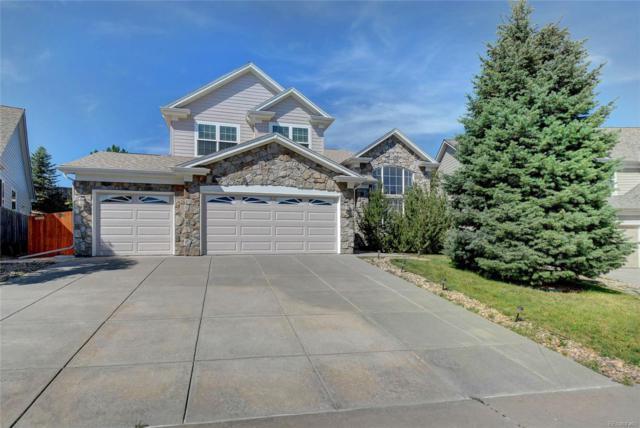 627 Millbrook Circle, Castle Rock, CO 80109 (#2157713) :: HomePopper