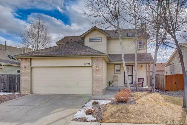 10478 W 82nd Place, Arvada, CO 80005 (#2158093) :: The DeGrood Team