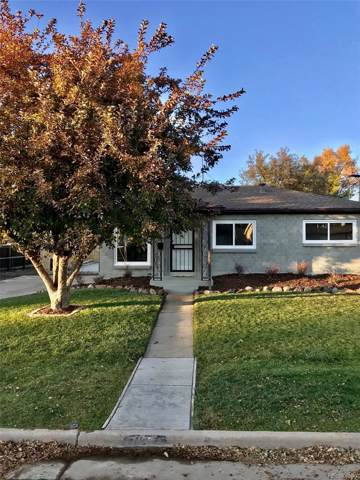 7435 W 45th Place, Wheat Ridge, CO 80033 (#2158353) :: The Heyl Group at Keller Williams