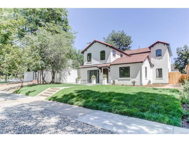 1650 N Elm Street, Denver, CO 80220 (#2158671) :: Wisdom Real Estate