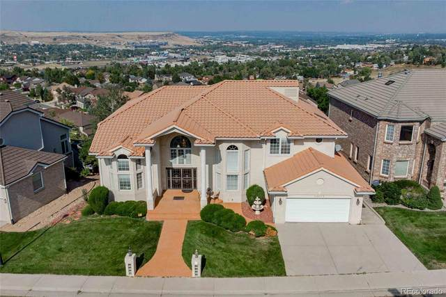 16613 W Archer Avenue, Golden, CO 80401 (#2158975) :: Re/Max Structure