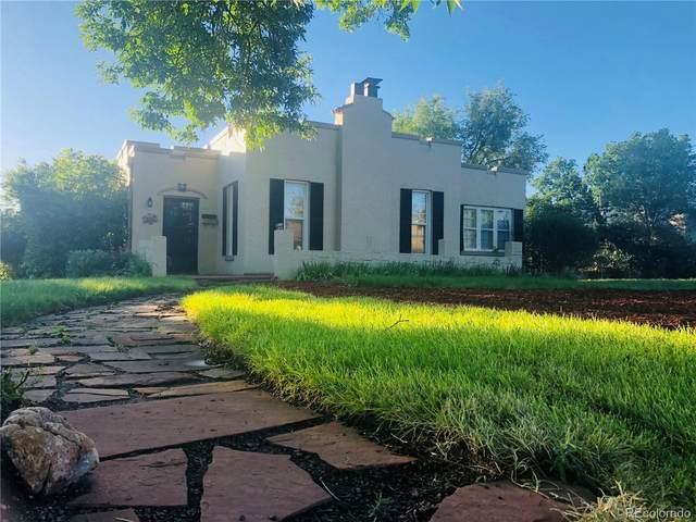 700 S Clay Street, Denver, CO 80219 (MLS #2159048) :: 8z Real Estate