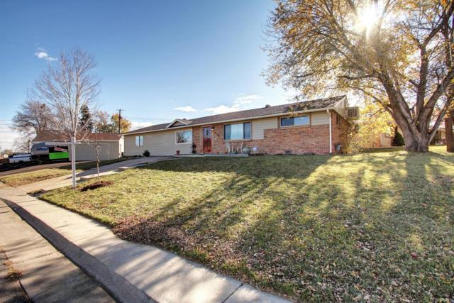 2450 W Gunnison Drive, Denver, CO 80219 (#2159321) :: Sellstate Realty Pros