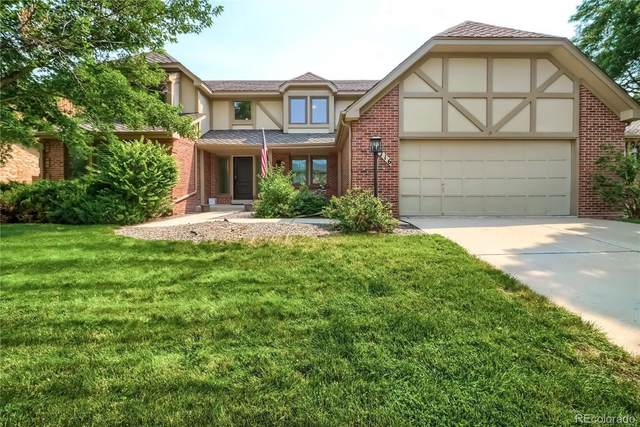 7716 S Madison Circle, Centennial, CO 80122 (#2159873) :: Own-Sweethome Team