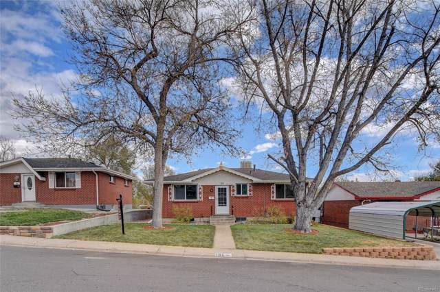 184 Young Court, Denver, CO 80219 (#2160008) :: The Heyl Group at Keller Williams