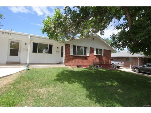 5647 S Fox Street A, Littleton, CO 80120 (MLS #2160025) :: 8z Real Estate