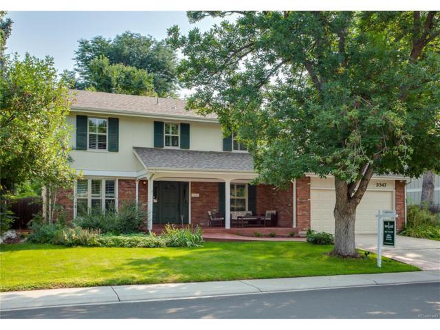 3347 E Geddes Drive, Centennial, CO 80122 (MLS #2160275) :: 8z Real Estate