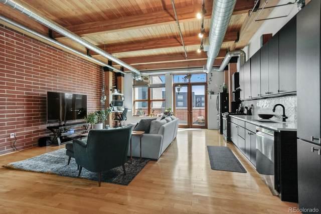 2955 Inca Street 3F, Denver, CO 80202 (MLS #2161008) :: Find Colorado