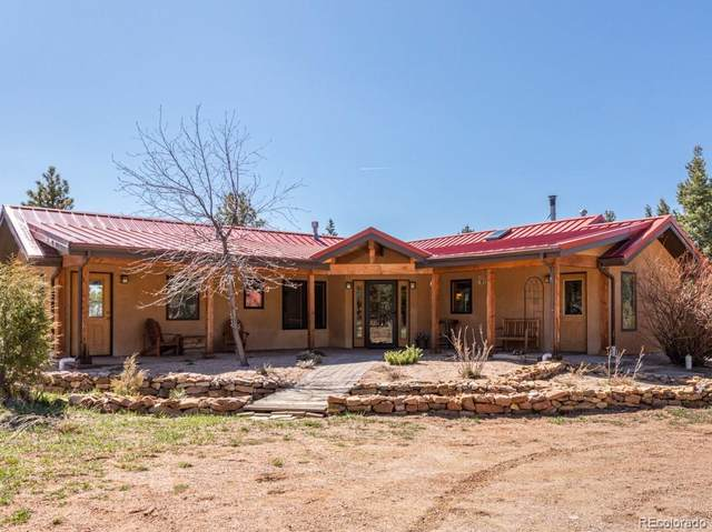 6697 Greenhorn Mountain Drive, Beulah, CO 81023 (#2161039) :: The Harling Team @ Homesmart Realty Group