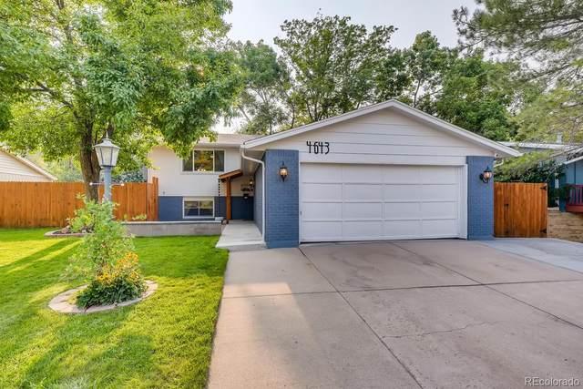 4643 S Vrain Street, Denver, CO 80236 (#2161250) :: iHomes Colorado