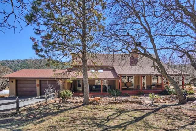 11525 Valle Verde Drive, Colorado Springs, CO 80926 (#2161718) :: Venterra Real Estate LLC