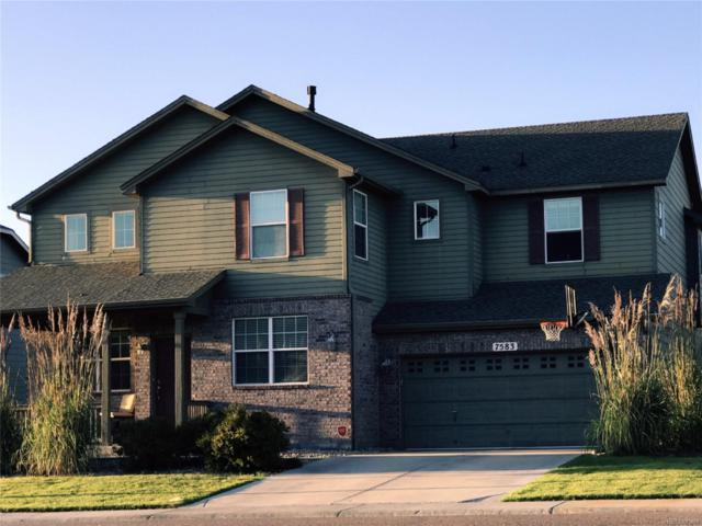 7583 E 121st Drive, Thornton, CO 80602 (#2161755) :: The Griffith Home Team
