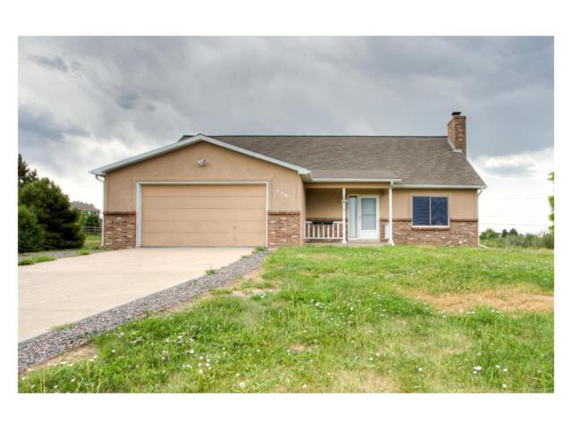 556 E 3rd Avenue, Castle Rock, CO 80108 (MLS #2161855) :: 8z Real Estate