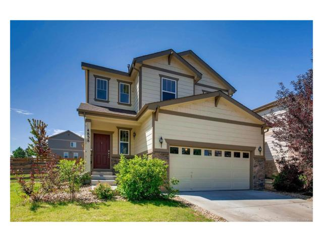 4838 S Picadilly Court, Aurora, CO 80015 (MLS #2162085) :: 8z Real Estate