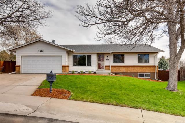 1414 S Ward Street, Lakewood, CO 80228 (#2162170) :: Wisdom Real Estate