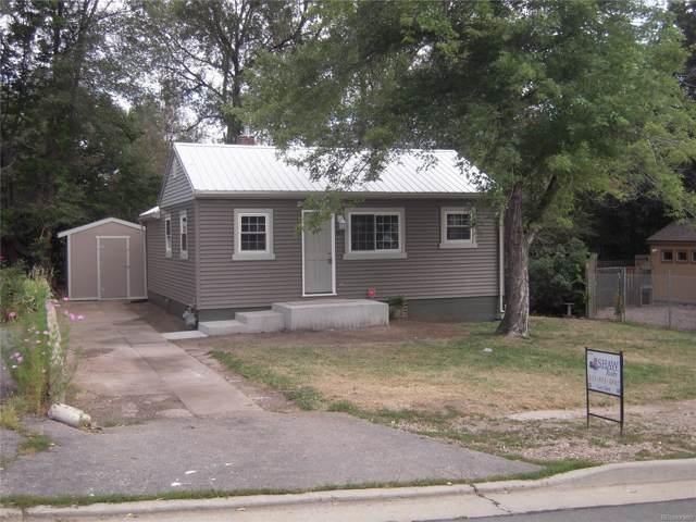 740 Depew Street, Lakewood, CO 80214 (MLS #2162841) :: 8z Real Estate