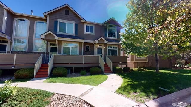 5555 E Briarwood Avenue #1001, Centennial, CO 80112 (#2163187) :: Colorado Home Finder Realty