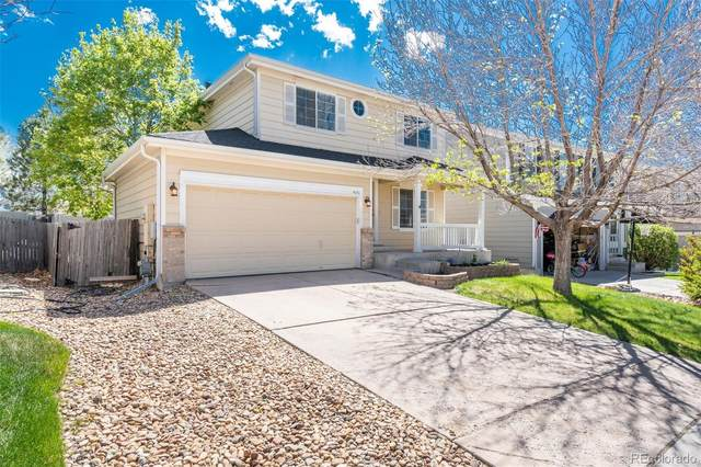 5051 Miriam Lane, Parker, CO 80134 (#2163196) :: The Heyl Group at Keller Williams