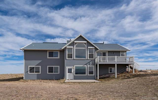 11135 Hilltop Road, Parker, CO 80134 (#2163289) :: Chateaux Realty Group
