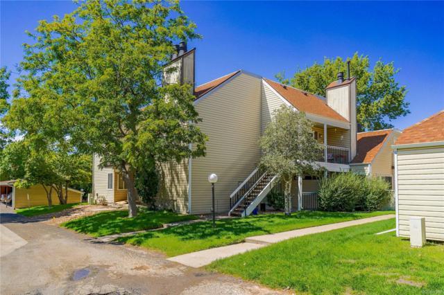 13633 E Yale Avenue A, Aurora, CO 80014 (MLS #2163349) :: 8z Real Estate