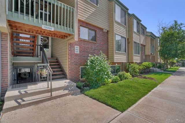 3666 S Depew Street S #205, Lakewood, CO 80235 (#2163958) :: Kimberly Austin Properties