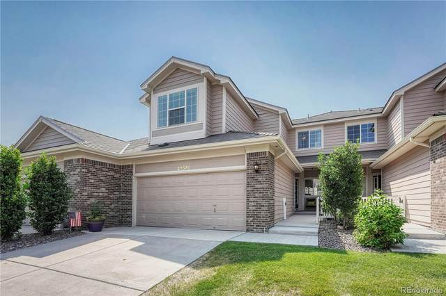 20576 E Lake Drive, Aurora, CO 80016 (MLS #2164084) :: Kittle Real Estate
