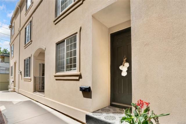 1865 Gaylord Street C, Denver, CO 80206 (#2164267) :: HomeSmart Realty Group