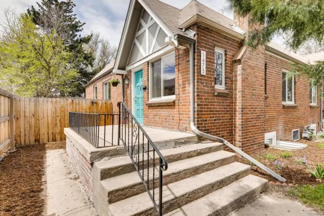 1475 Dexter Street, Denver, CO 80220 (#2164839) :: The DeGrood Team