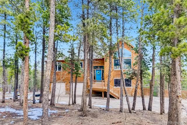 923 S Dory Lakes Drive, Black Hawk, CO 80422 (MLS #2164862) :: 8z Real Estate