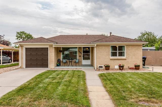 5440 Garrison Street, Arvada, CO 80002 (#2165250) :: You 1st Realty