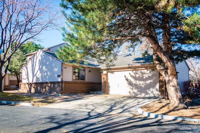 933 Homestake Drive, Golden, CO 80401 (#2165388) :: The Gilbert Group