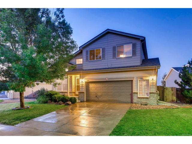 5384 Hospitality Place, Parker, CO 80134 (#2165445) :: The Dixon Group