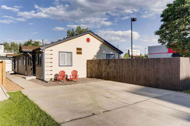 1520&1522 Vrain Street, Denver, CO 80204 (#2165451) :: The Galo Garrido Group