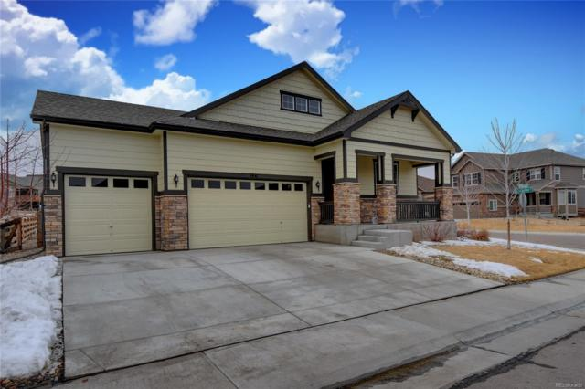 4847 S Netherland Street, Centennial, CO 80015 (#2165771) :: Wisdom Real Estate