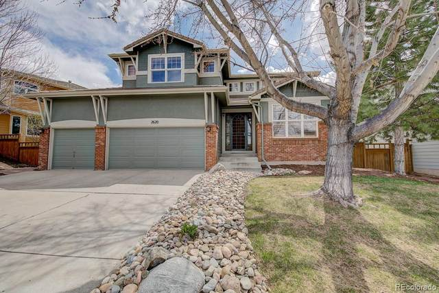2620 Greensborough Drive, Highlands Ranch, CO 80129 (MLS #2165818) :: 8z Real Estate