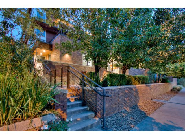 3917 W 32nd Avenue #101, Denver, CO 80212 (#2165950) :: Bring Home Denver