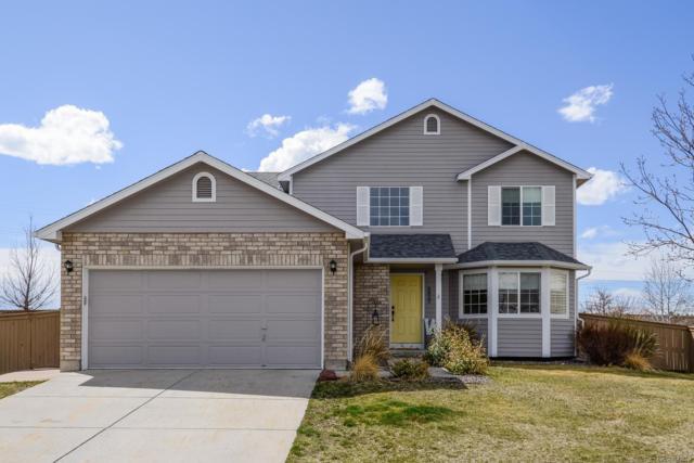 4869 Eckert Circle, Castle Rock, CO 80104 (#2166524) :: The Peak Properties Group