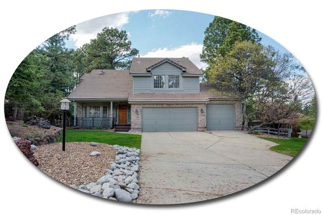 6007 Belmont Way, Parker, CO 80134 (#2166722) :: The Heyl Group at Keller Williams