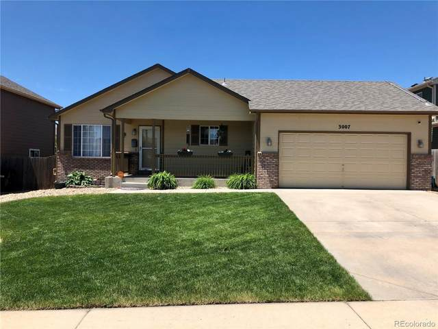 3007 43rd Avenue Court, Greeley, CO 80634 (#2166854) :: The DeGrood Team