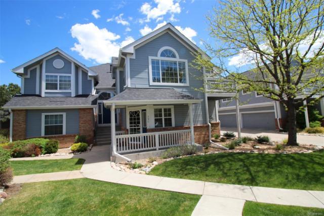 4901 S Ammons Street 13C, Denver, CO 80123 (#2167420) :: Mile High Luxury Real Estate