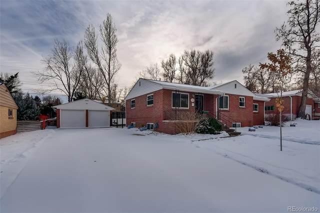 7080 W 32nd Place, Wheat Ridge, CO 80033 (#2167660) :: Venterra Real Estate LLC