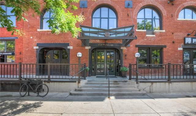 1720 Wynkoop Street #215, Denver, CO 80202 (#2167831) :: My Home Team
