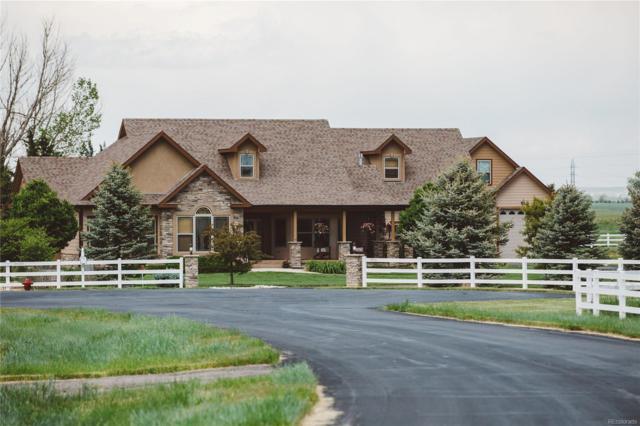 39990 Rangeview Court, Severance, CO 80610 (#2168043) :: The HomeSmiths Team - Keller Williams