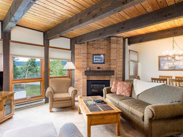2700 Village Drive C-207, Steamboat Springs, CO 80487 (MLS #2168068) :: 8z Real Estate